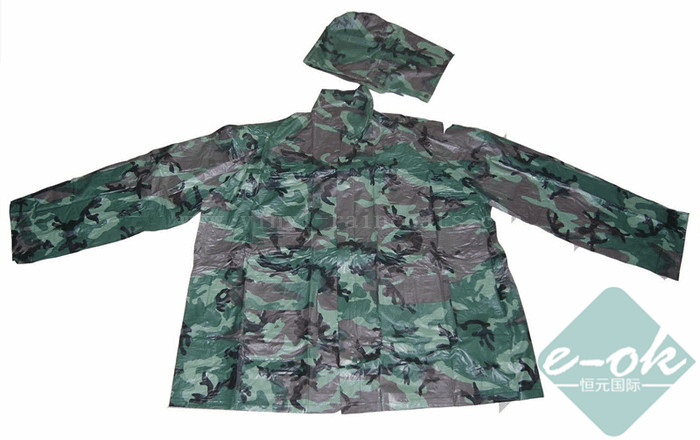 Boys Vinyl Raincoats-PVC-032